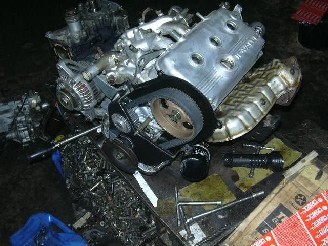 Good used & tested f5a, f5b, f6a, k6a engines and transmissions