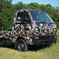 MI mini truck 77