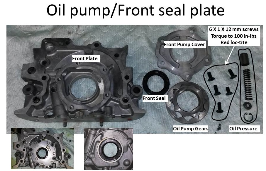 Oil Pump | Japanese Mini Truck Forum